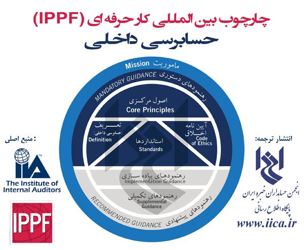 تغییرات چارچوب بین المللی اجرای حرفه ای (IPPF)